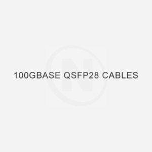 100GBase QSFP28 Cables
