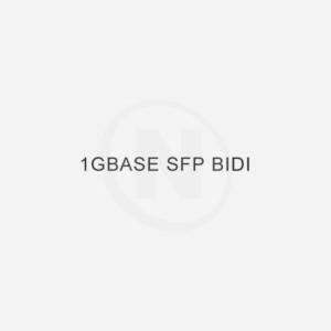 1GBase SFP Bidi