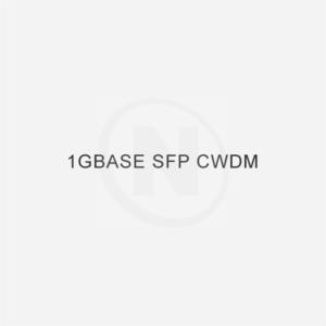 1GBase SFP CWDM