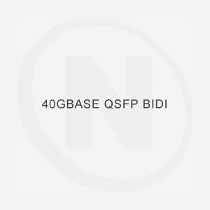 40GBase QSFP Bidi