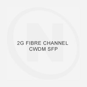 2G Fibre Channel CWDM SFP